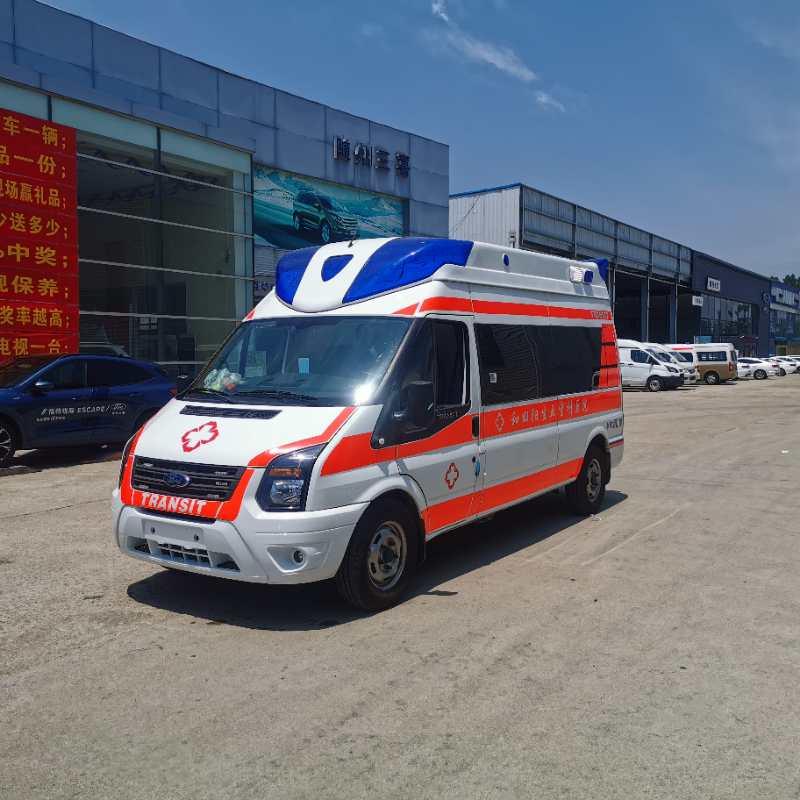 福特V348客运版负压救护车配置参数
