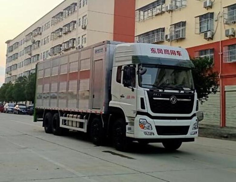 东风天龙3层9米6拉猪车要多少钱