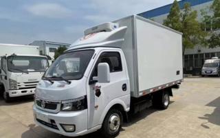 东风途逸(国六) 3.5米冷藏车图片