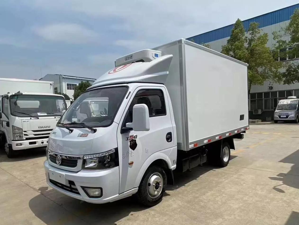 (国六)东风途逸3.5米冷藏车