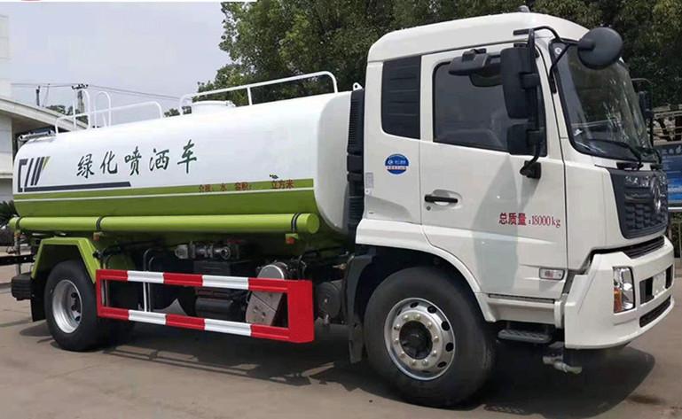 东风天锦国六14吨洒水车多少钱