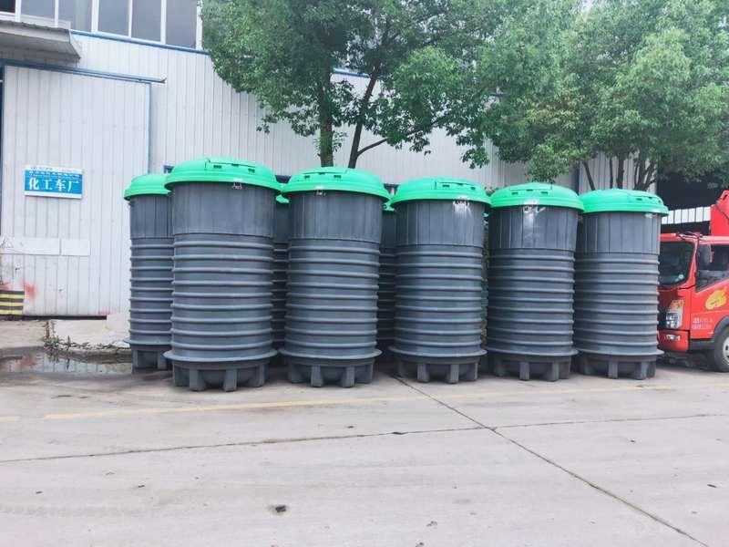 深埋式垃圾桶的环保性能,以及它的优点如何?