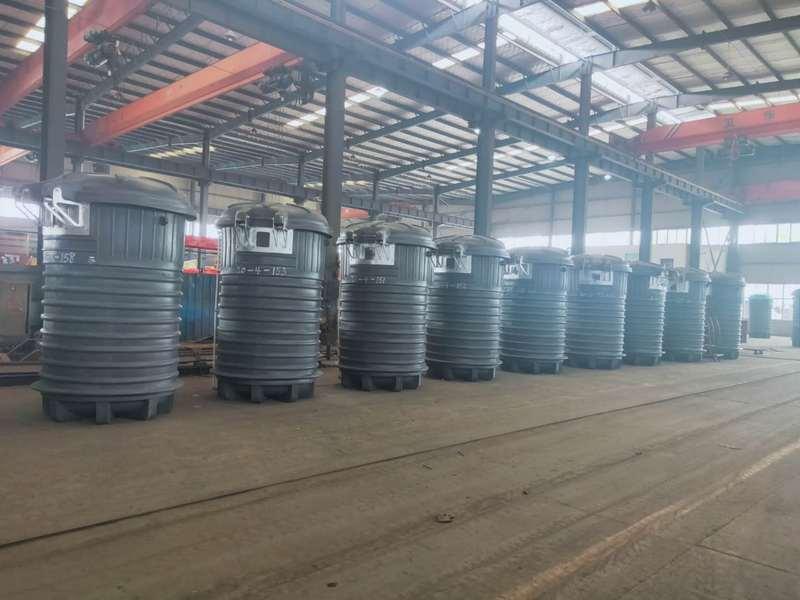 程力新款地埋式垃圾桶,深埋式垃圾桶厂家直销,全国送货上门