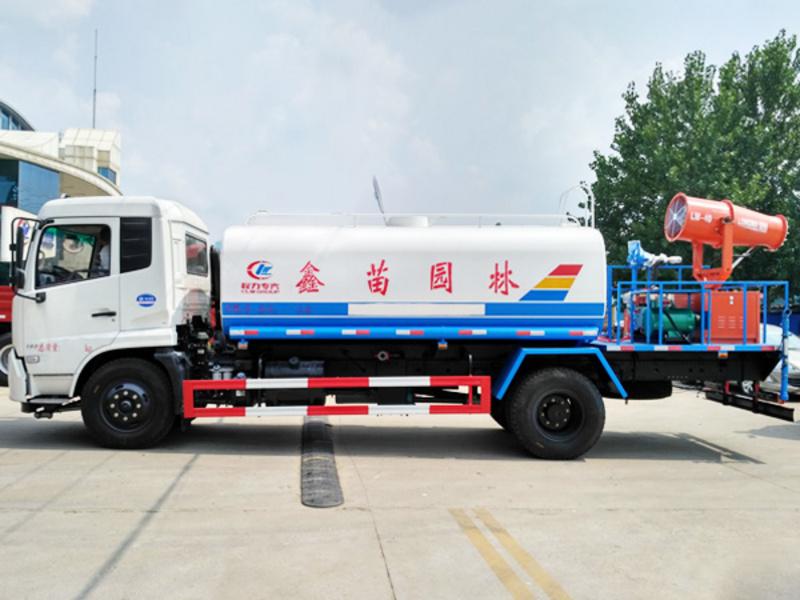 12吨东风天锦消毒喷雾车厂家图片
