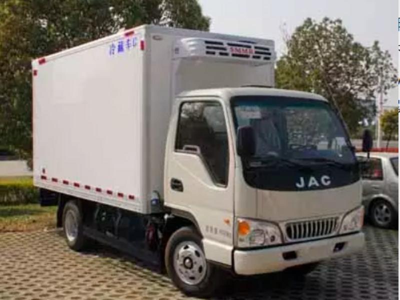超级好用江淮J3小型冷藏车性价比超级高!