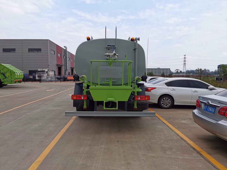 东风天锦14吨国六洒水车价格图片