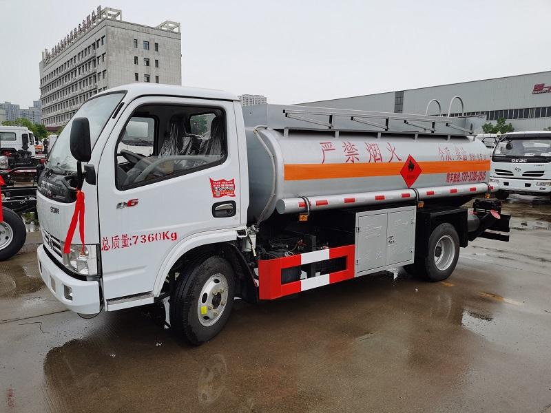 CLQ5071GJY5加油车