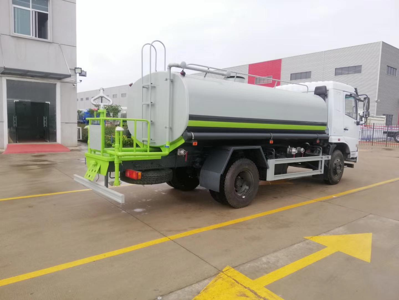 国六华神F5绿化喷洒车12吨洒水车图片