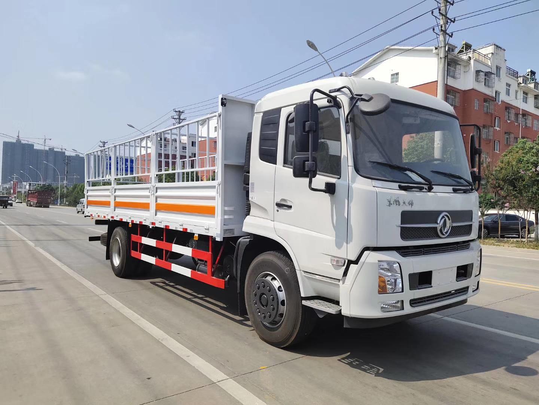 东风天锦6.2米气瓶运输车