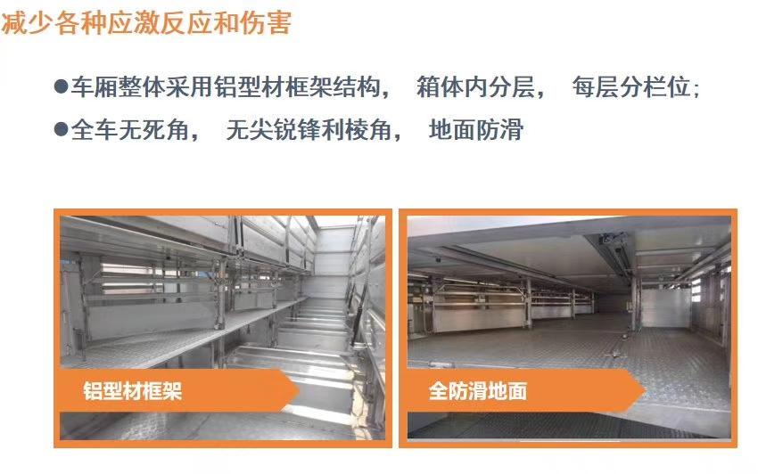 东风天龙前四后八畜禽运输车厂家直供东风天龙前四后八畜禽运输车(图6)