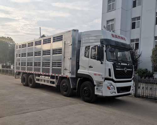 铝合金运猪车 拉猪车多少钱 铝合金运猪车报价 种猪运输车厂家(图3)