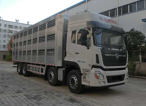 铝合金运猪车 拉猪车多少钱 铝合金运猪车报价 种猪运输车厂家(图5)
