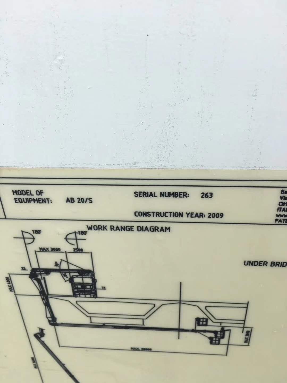 二手16米桥梁检测车/二手18米桥梁检测车/二手22米桥梁检测车