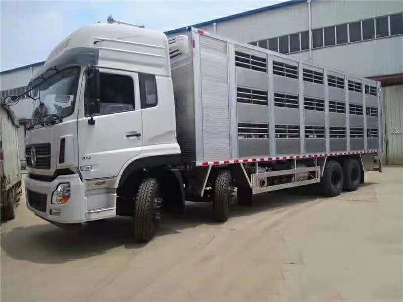 畜禽运输车|空调运猪车多少钱|畜禽运输车报价|恒温拉猪车厂家