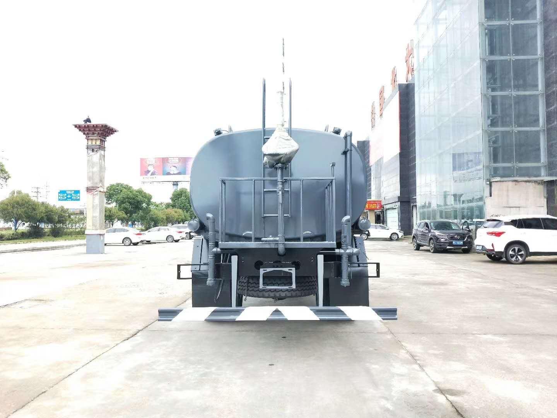 国六福田瑞沃洒水车厂家最新报价图片