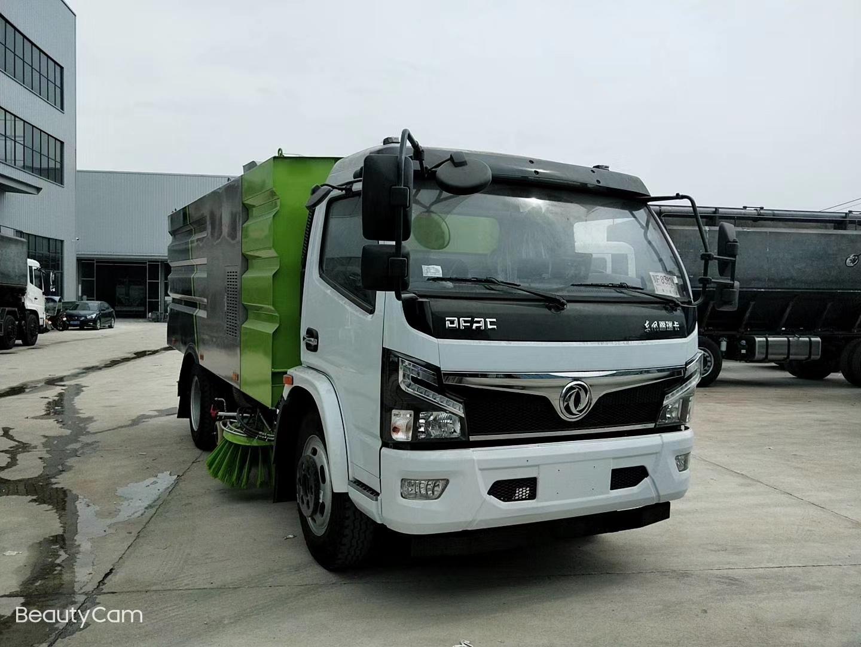 东风国六福瑞卡3800轴距洗扫车图片