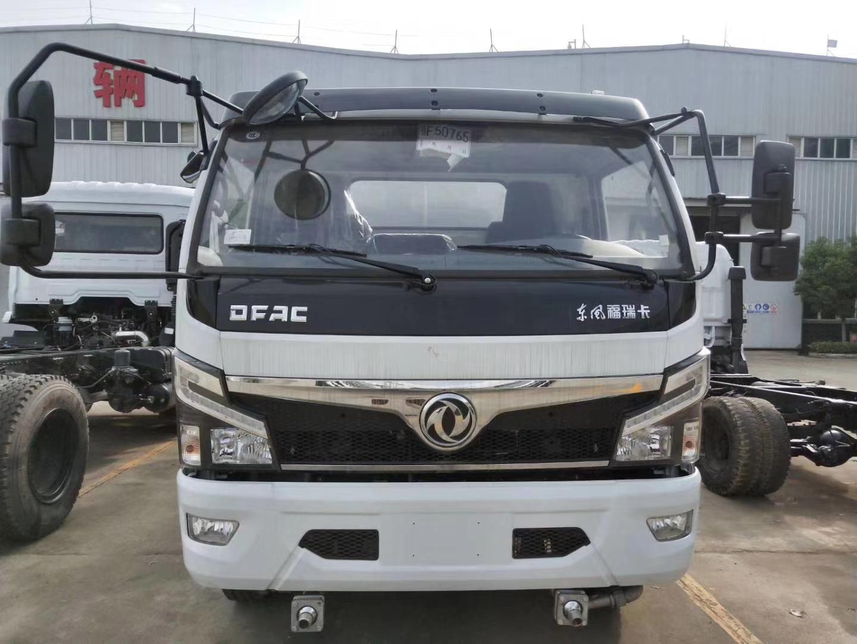 国六东风福瑞卡10吨洒水车价格图片