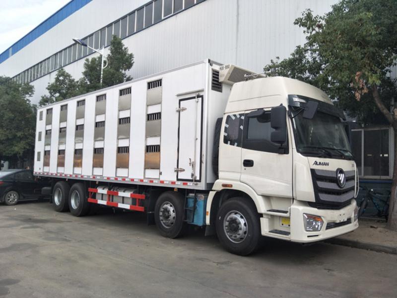 生猪运输车辆监管的措施