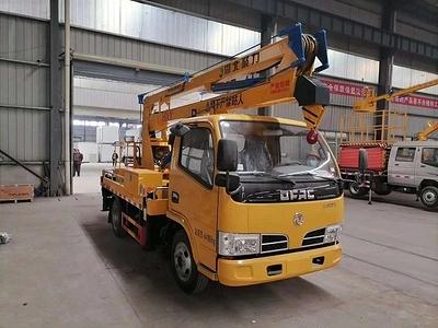 东风16高空作业车跟江铃16米高空作业车的区别