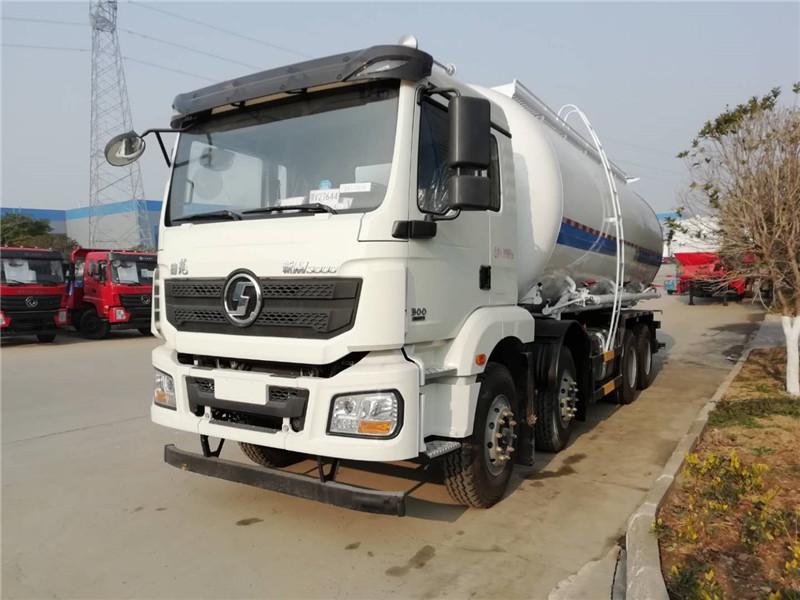 轻量化散装水泥车与重载散装水泥车的区别