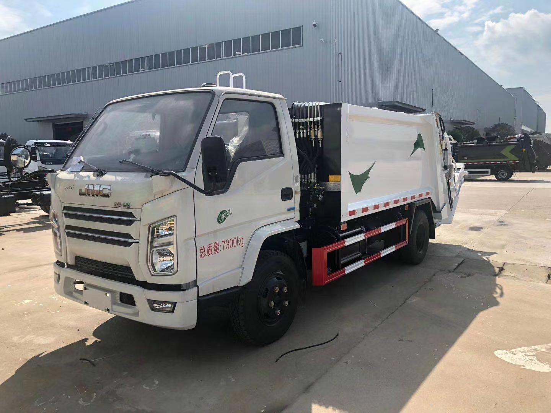 江铃顺达(6方)压缩垃圾车
