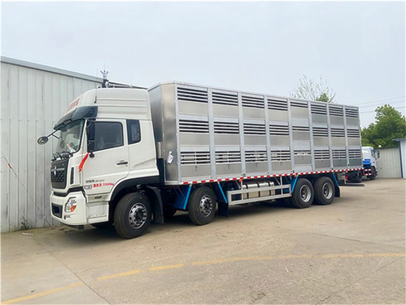 生猪运输车|空调运猪车多少钱|生猪运输车报价