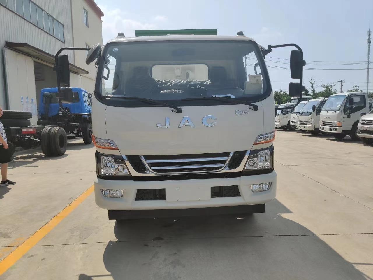 国六江淮餐厨垃圾车6方餐余垃圾车泔水车价格报价图片