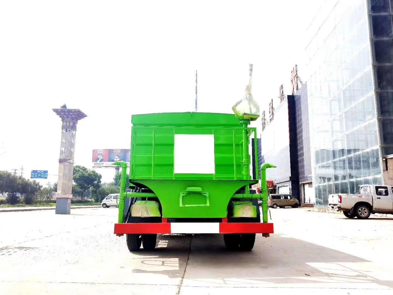 国六福田M3蓝牌5方抑尘车图片
