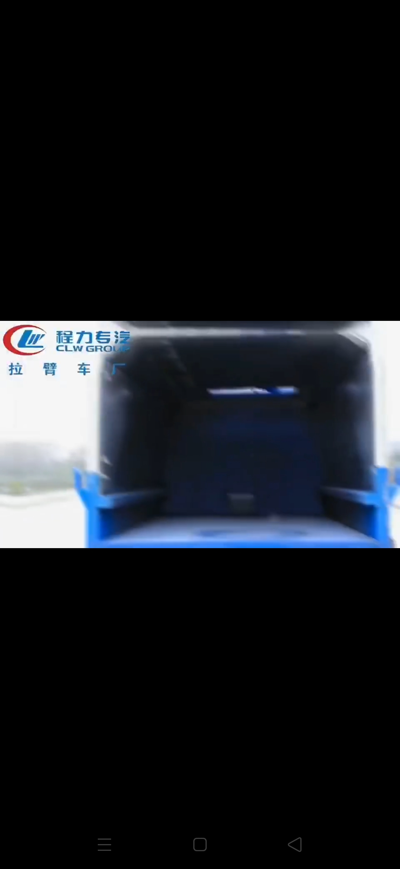 国六国六国六侧装压缩垃圾车!视频