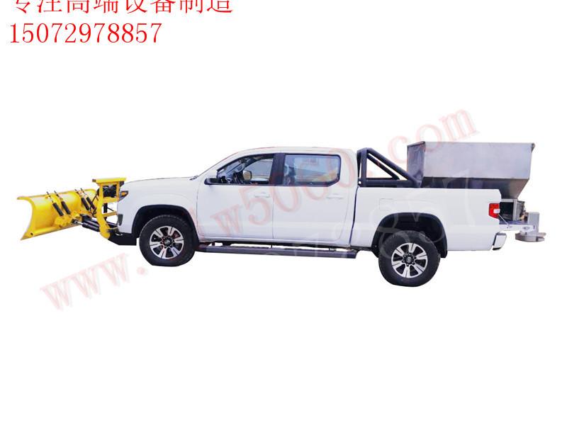 小型道路专用电动防腐融雪剂撒布机厂家价格