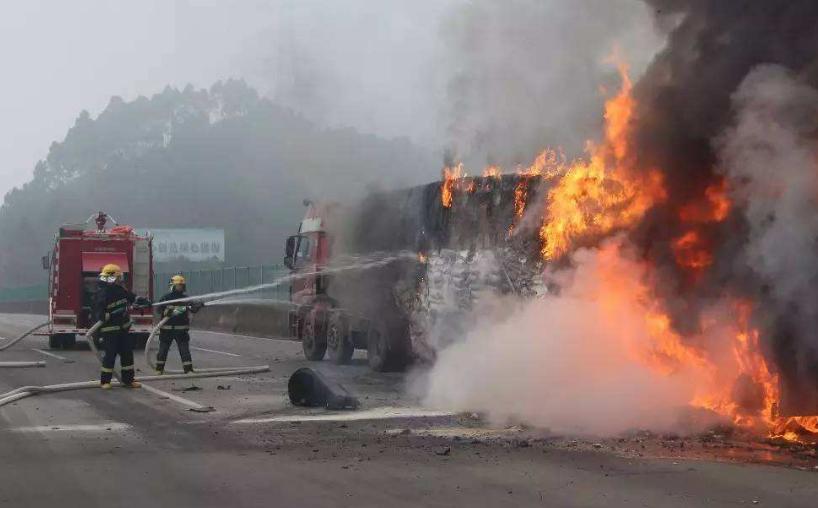 车辆自燃货车着火事故频发的诱因有哪些?