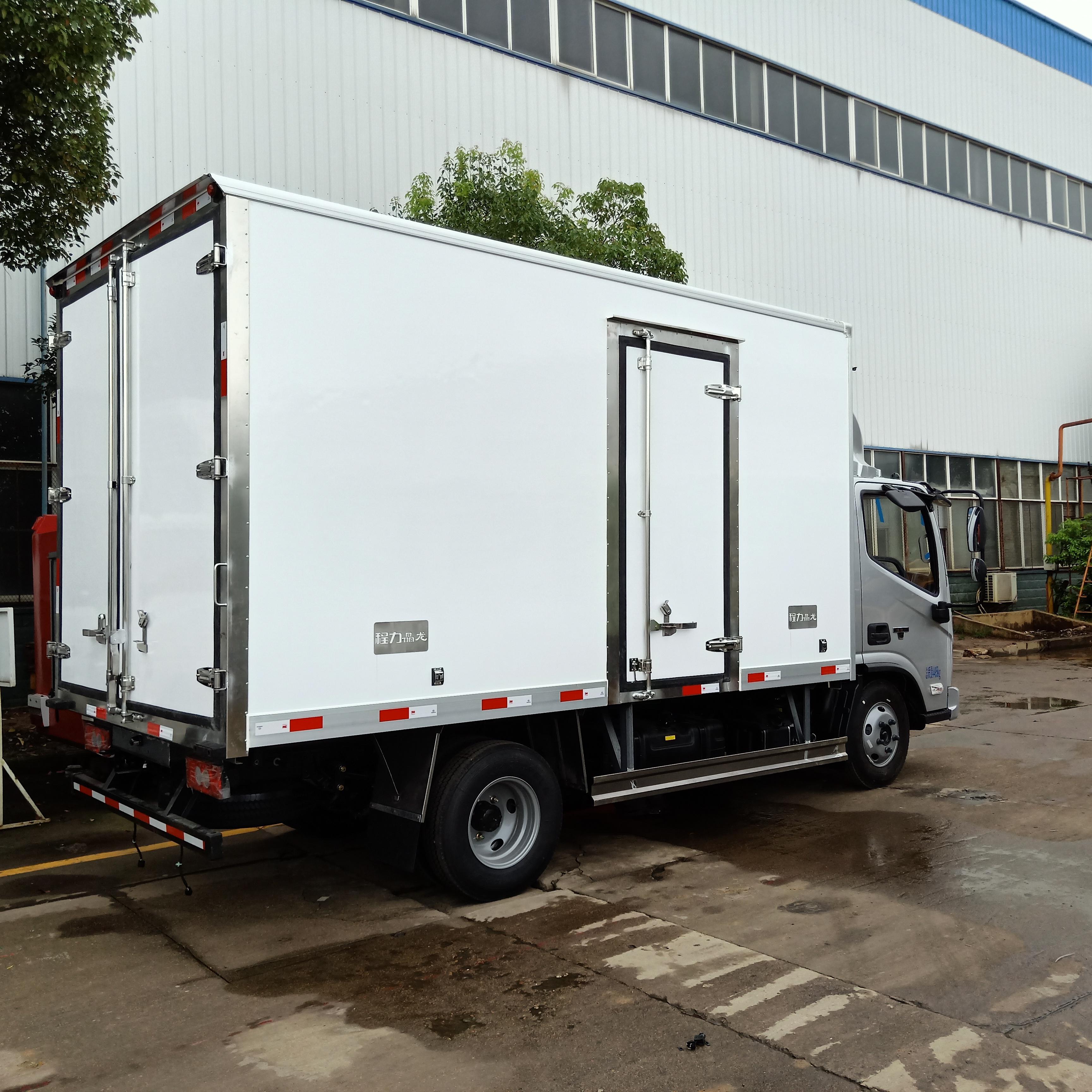 冷藏车品牌 冷藏车价格 冷藏车厂家图片