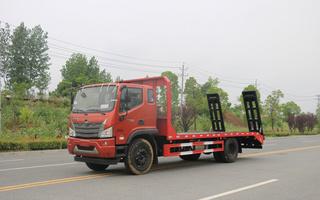 福田瑞沃4.8平板运输车图片