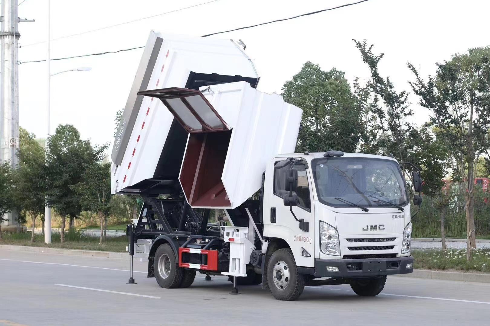 分类垃圾车价格厂家直销图片