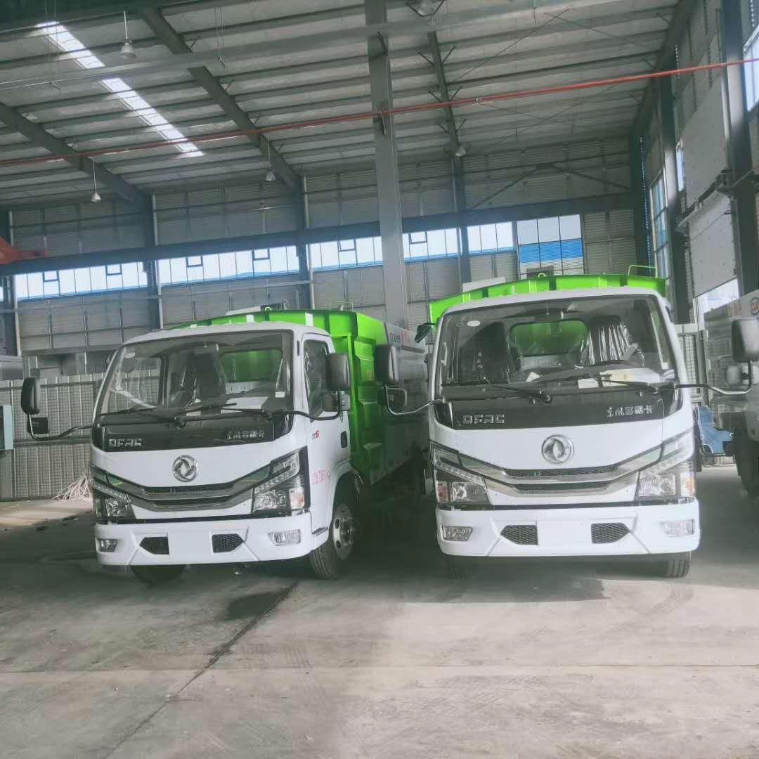 国六5吨扫路车实力厂家图片