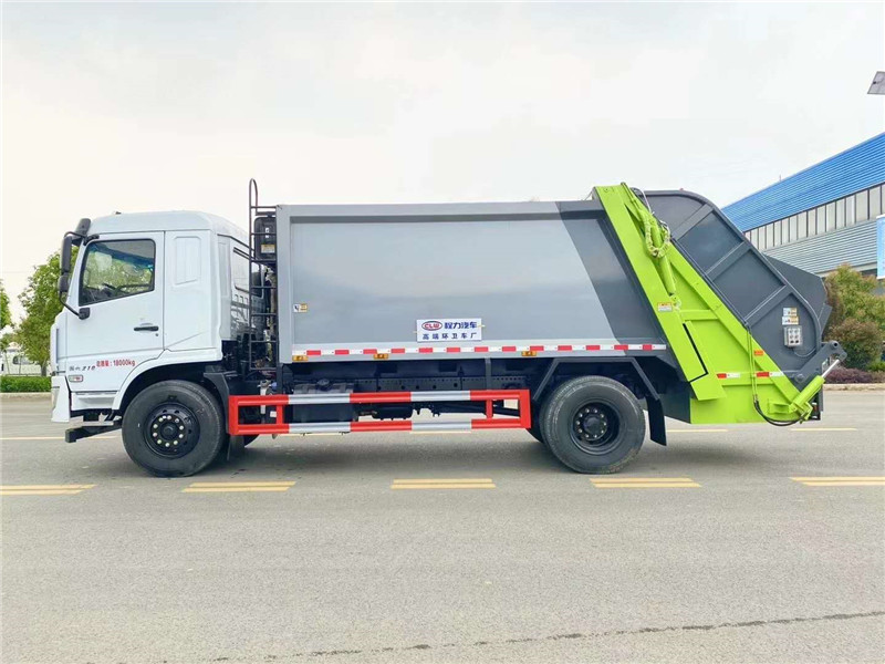 国六压缩垃圾车配置