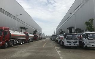 油罐车 流动加油车 湖北专汽 危险品运输车