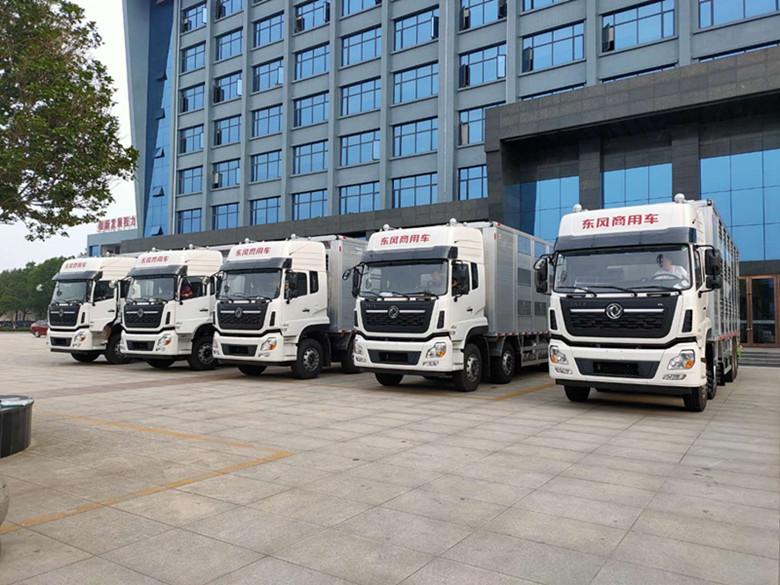 温氏畜禽运输车价格报价畜禽运输车标准畜禽专用车拉猪