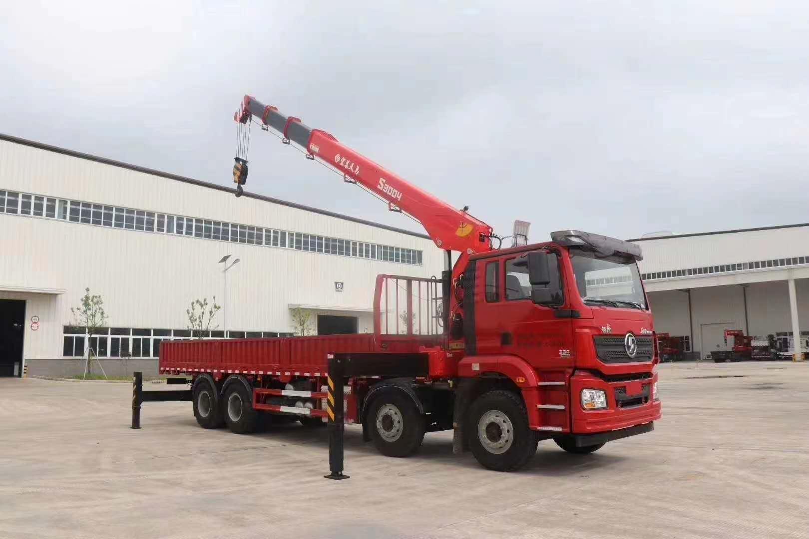 宏昌天马12吨5节臂吊机图片