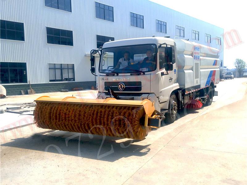扫雪滚刷_道路应急设备生产厂家销售_程力专用汽车股份有限公司