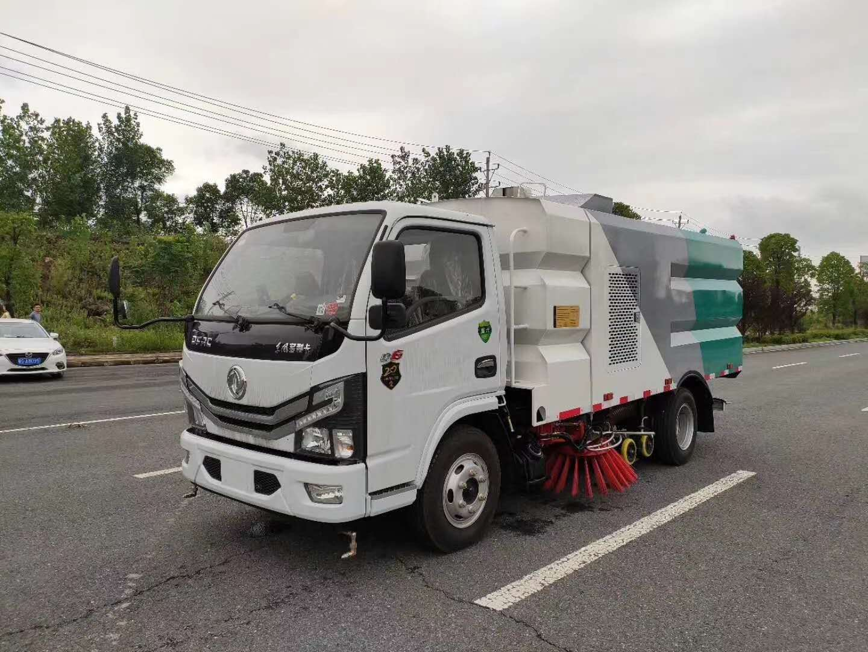 东风小多利卡5吨国六洗扫车详细介绍
