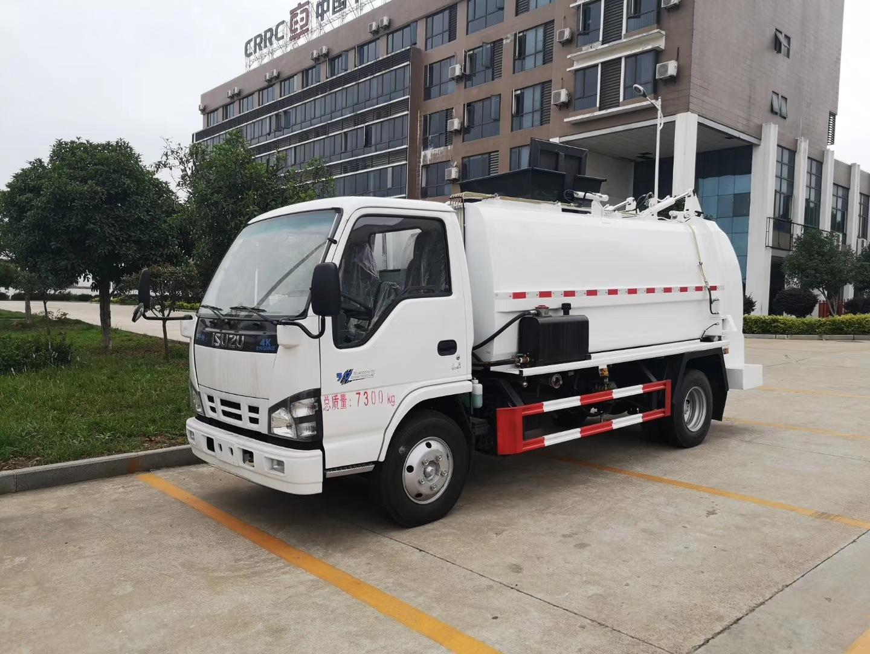 实惠的冷藏车~福田祥铃V1国六2.8米冷藏车图片