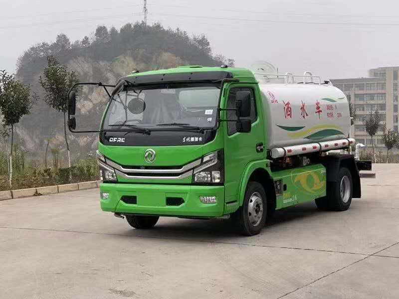 东风天然气专用洒水车