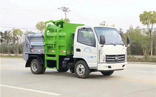 凯马2吨餐厨垃圾车图片