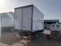 解放J6F国六冷藏车图片