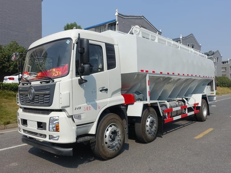 东风15吨散装饲料车多少钱