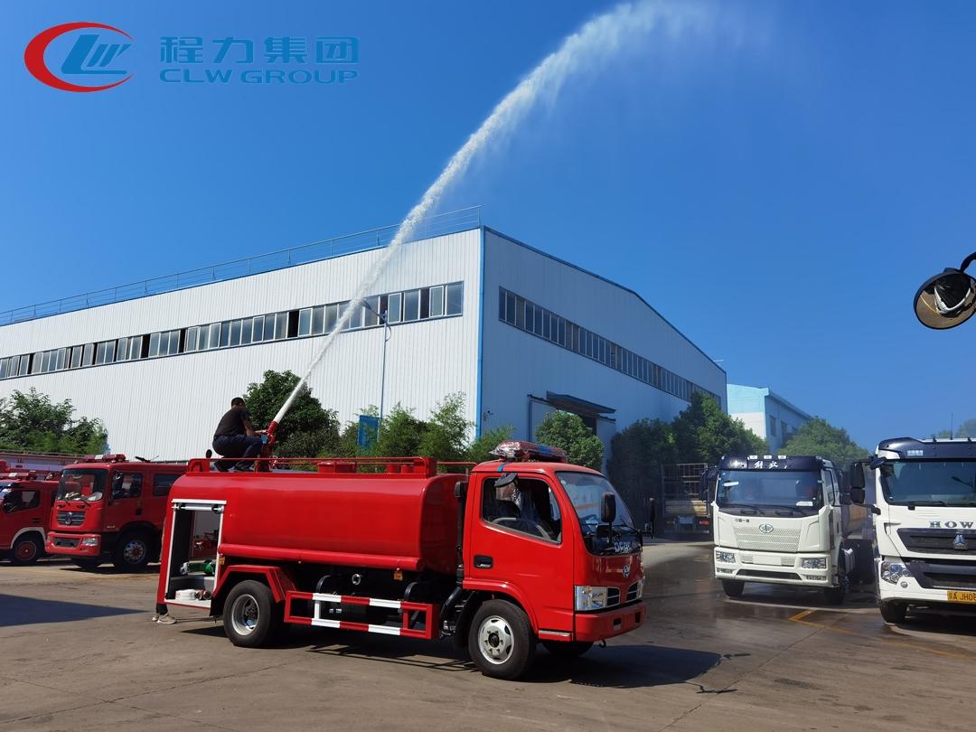 東風5噸微型消防車