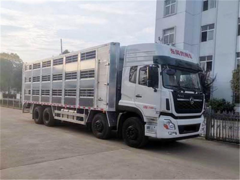 江苏铝合金畜禽运输车|恒温运猪车厂家报价