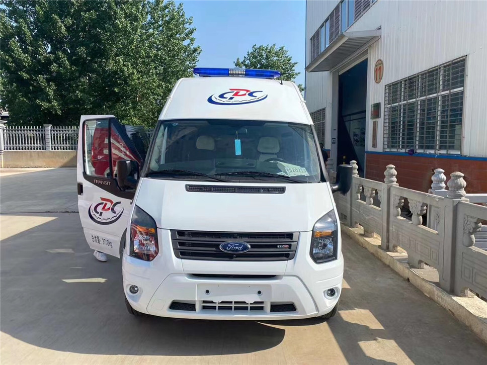 福特新世代V348衛生防疫車