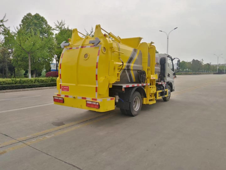 江淮餐厨垃圾车图片